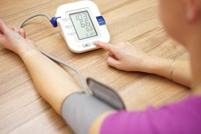what blood pressure is best