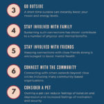 10 ways seniors can boost mental health